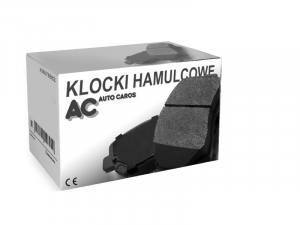 571757B JURID - KLOCKI HAMULCOWE CITROEN XANTIA 1,6/1,8/2,0/1,9TD             $