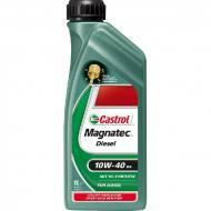 CASTROL 10W40 D MAGN 1L - CAST - DIESEL MAGNATEC 10W-40 CASTROL ZAM 10W40 D 1
