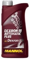 MANNOL DEXTRON III 1L - OLEJ ATF III 1-L DEXTRON III AUTOMATIC PLUS