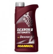 MANNOL ATF II 1L - OLEJ DEXTRON II MANOL AUTOMATIC ATF II