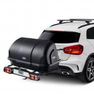CR 940-540 - Boks bagażowy CRUZ Apex - box na tył 400L 75kg 131/63/70 U80