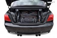 7007037 - TORBY SAMOCHODOWE BMW 3 CABRIO 2006-2013 TORBY DO BAGAŻNIKA 3 SZT