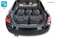 7007015 - TORBY SAMOCHODOWE BMW 4 GRAN COUPE 2013+ TORBY DO BAGAŻNIKA 5 SZT