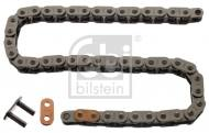 F09237 - Łańcuch pompy olej.DB OM602A/603A TURBO //z zapinką/ /46 ogn