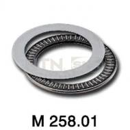 M258.01 SNR - ŁOŻYSKO AMORTYZATOR A FIAT UNO   /PIERŚCIEŃ/              3-t-9