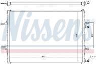60368 NISSENS - CHŁODNICA SILNIKA AUDI