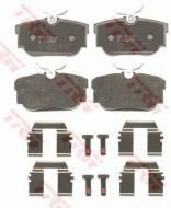 GDB1325 TRW - KLOCKI HAMULCOWE Klocki ham.VW T4 95- tył /TRW/