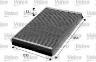 715602 VALEO - Filtr kabiny DB SPRINTER 06- /WĘGLOWY/ /VALEO/