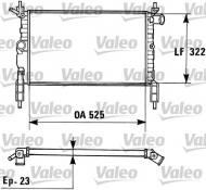 730975 VALEO - Chłodnica OPEL ASTRA F 1.4-1.6 -97 /VALEO/