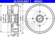 24.0218-0007.1 ATE - BĘBEN HAM. VW GOLF I,II 74-93