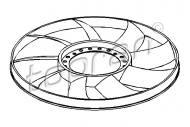 110-295-586 - Wiatrak wiskozy AUDI A4,A6 ,2,5 tdi