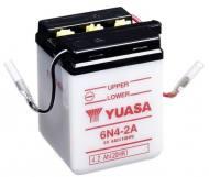 6N4-2A YUASA - AKUMULATOR 4AH/6V P+ / YUASA MOTOCYKLE