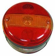 00-440-1909N - Klosz lampy tylnej MERCEDES-BENZ BUS lewy/prawy /DEPO/