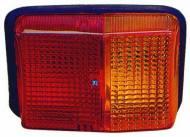00-550-1908N - Klosz lampy tylnej PEUGEOT 404 - 62-69 lewy/prawy /DEPO/