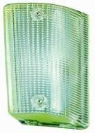 213-1613L ABAK - Lampa pozycyjna ISUZU WFR - 81-84 lewa, biała, z wiązką /DEP
