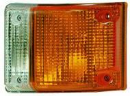 213-1614R ABAK - Lampa pozycyjna ISUZU NKR/HNR/NPR - 90-92 prawa, żółta /DEP