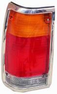 216-1912L-1 ABAK - Lampa tylna MAZDA B2000 / B2500 - 85-98 lewa, ze srebrną ram