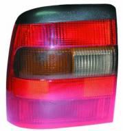 442-1904R3UE - Lampa tylna OPEL VECTRA A - 10/92-09/95 prawa, czerwona, dym