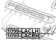 1099-LACLH FEBEST - MOCOWANIE MASKI LEWE CHEVROLET OPTRA 2004-2007 CAN