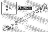 ASM-H77R FEBEST - KRZYŻAK WAŁU NAPĘDOWEGO TYŁ MITSUBISHI PAJERO PININ/MONTERO