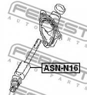 ASN-N16 FEBEST - WAŁ NAPĘDOWY DOLNY NISSAN ALMERA UK MAKE N16E 2000.02-2006.1