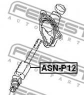 ASN-P12 FEBEST - WAŁ NAPĘDOWY DOLNY NISSAN PRIMERA P12E 2002.01-2007.05 EL