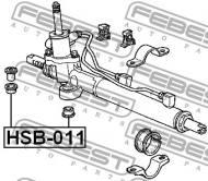 HSB-011 FEBEST - ODBOJNIK HONDA ODYSSEY F.D/T.H RA1 1995-1998 JP