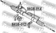 MGB-014 FEBEST - PODKŁADKA PRZEKŁADNI KIEROWNICZEJ MITSUBISHI LANCER/MIRAGE C