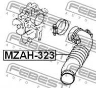 MZAH-323 FEBEST - PRZEWÓD FILTRA POWIETRZA MAZDA FAMILIA BJ 1998-2000 JP