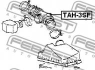 TAH-3SF FEBEST - PRZEWÓD FILTRA POWIETRZA TOYOTA CALDINA AT191,CT19,ET196,ST1