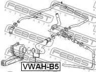 VWAH-B5 FEBEST - PRZEWÓD ODMY AUDI A6 1998-2005 MEX