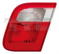 17-0002-01-9 - LAMPA Lampa BMW 3 98- /L/ /4D//BIAŁO-CZERWONA / /WEW/