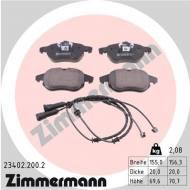 23402.200.2 - KLOCKI HAM. /PRZ/ OPEL