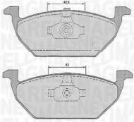 PF0134 MM - KLOCKI HAM. AUDI A3, SEAT IBIZA, LEON, S